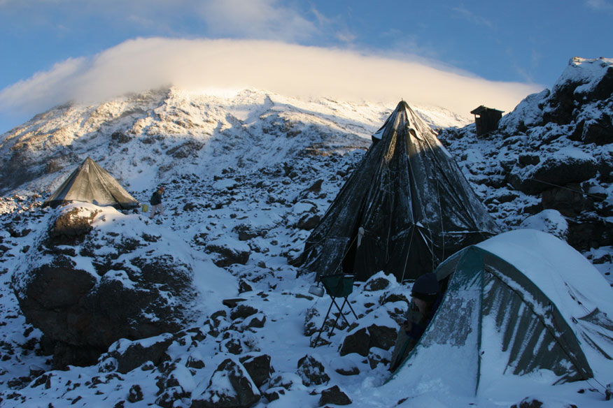 Kilimanjaro Western Breach News