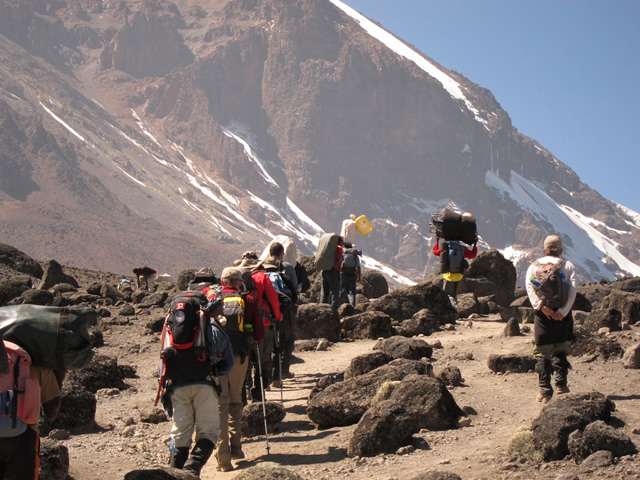 Kilimanjaro G 32