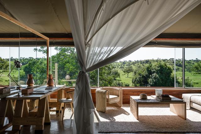 Singita Faru Faru Lodge - Suite