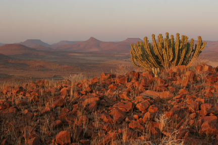 Namibia – Land of living deserts