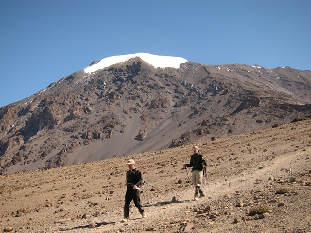 Kilimanjaro G 34