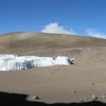 Kibo Crater - the summit zone