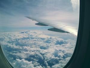 Kilimanjaro from the air