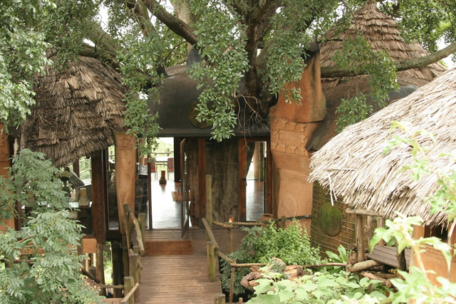 Ngorongoro Crater Lodge 5