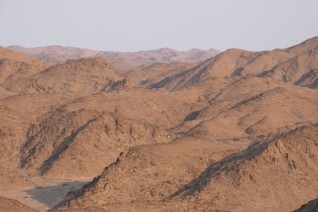 Skeleton Coast desert
