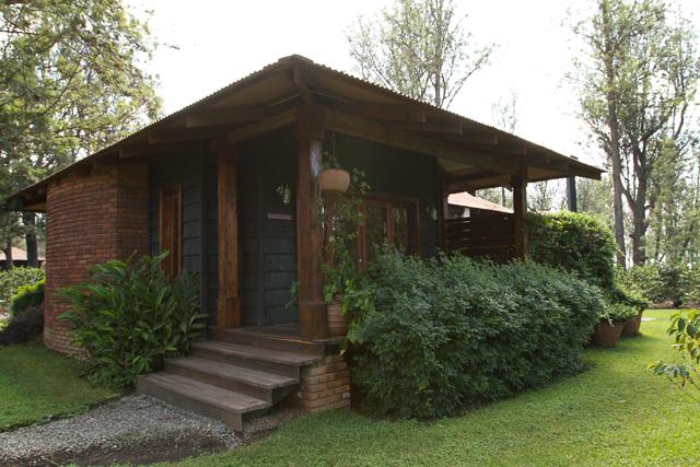 Arusha Coffee Lodge cottage