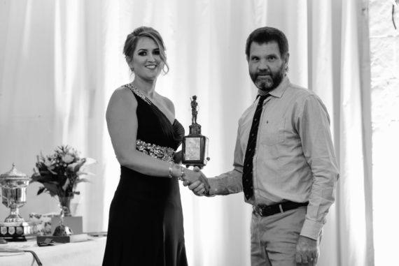Dave wins award