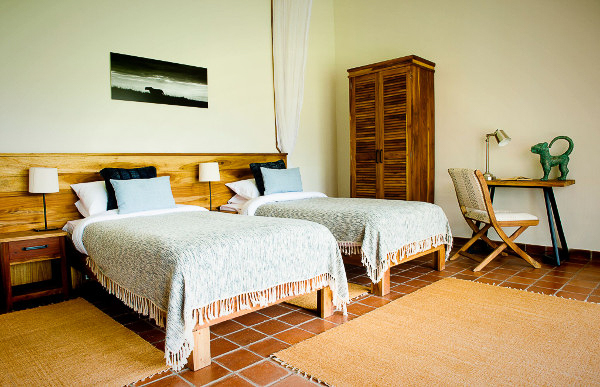 Katambuga House bedroom